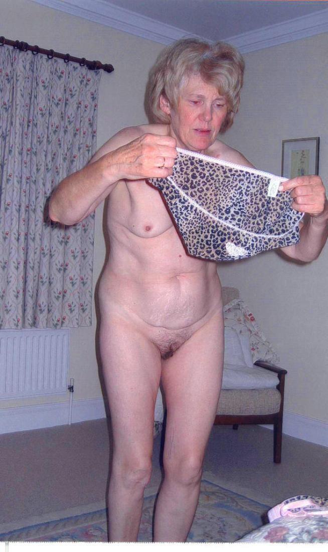 фото голых старушек