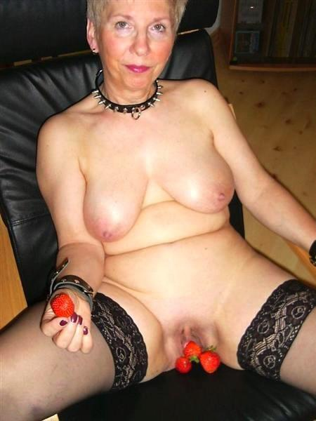 50 Year Old Nude Woman